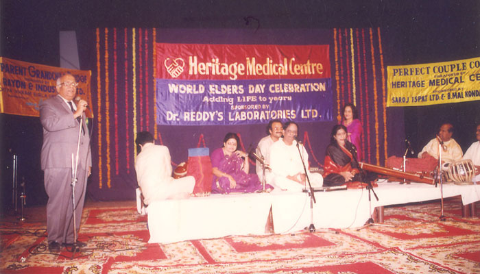 World Elders Day Celebrations